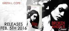 DEBUT NOVEL: Broken Angels by Kirstin L. Cope