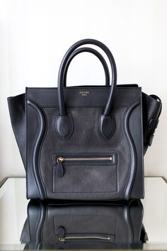 """I call this, the """"OOPS, I just spent to much money on this bag face"""" LOL"""