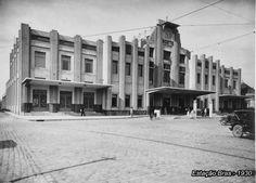 Estação Brás anos 30