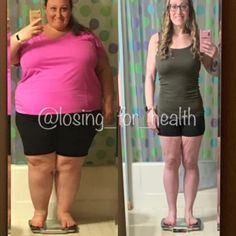 Woman Sheds 220 Lbs. And Shares 5 Healthful Tips - InspireMore