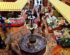 The English Market, Cork City
