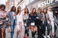 Did You See The Clck at Fashion Week? - The CLCK