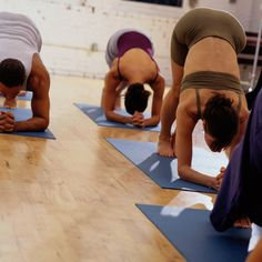 6 ways to burn more calories in your next yoga class #yoga