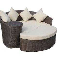 Curved Patio Furniture