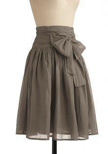 Pretty Bow Skirt