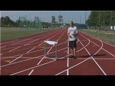 Track Running Tips : Basics of Using Starting Blocks -- 2 footprints from starting line for front block, 3 for back block Running On Treadmill, Running Track, Track Workout, Running Tips, Track Quotes, Running Quotes, Running Motivation, Track Training, Running In The Dark