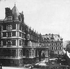 Cornelius Vanderbilt II Residence | 1 West 57th St., New York, NY