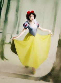 Fantastic Realistic Disney Princess FanArt - News - GeekTyrant