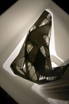 Architectural Model - New Urban Lobby