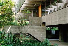 Galería - Clásicos da Arquitectura: Casa en Butantã / Paulo Mendes da Rocha y…