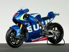 SUZUKI GSVR 1000 for 2015