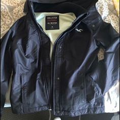 Hollister all weather jacket. Hollister all weather jacket. Brand new!! Hollister Jackets & Coats