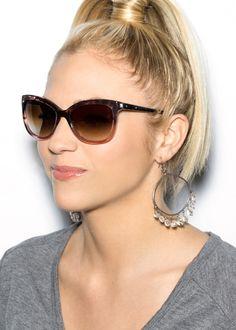 Bobbi Brown Cat Eye Sunglasses