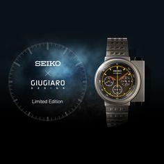 SEIKO - Giugiaro Design