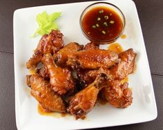 Sticky Jalapeno Hot Wings - Tales of a Ranting Ginger Crock Pot Slow Cooker, Slow Cooker Recipes, Crockpot, Crock Pot Wings, Hamilton Beach Slow Cooker, Tailgating Recipes, Appetizer Recipes, Appetizers, Chicken Wing Recipes