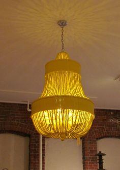 Sunshine yellow chandelier modern vintage yellow chandelier sunshine yellow chandelier modern vintage yellow chandelier chandeliers modern and chandeliers aloadofball Image collections