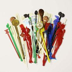 Swizzle sticks...just sayin @Brandy Clift