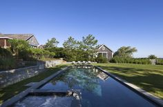 Montauk Lake Guest House - Robert Young Architecture & Interiors