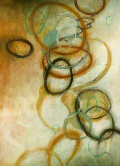 Stratoscape Green II by Derosier | GalleryDirect