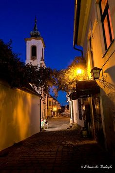Eduardo Balogh Photography Szentendre, Alkotmány utca Budapest, World Pictures, Homeland, Cool Places To Visit, Travelling, Beautiful Places, Landscapes, Amazing, Photography