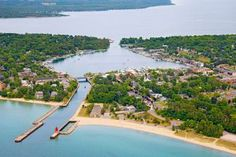 Two-day itinerary for Michigan's Traverse area: http://www.midwestliving.com/travel/michigan/traverse-city/traverse-area-weekend-getaway