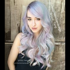 Cloud Hair Color Technique coming soon on my channel www.youtube.com/GuyTangHair