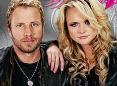 The Locked & ReLoaded Tour: Miranda Lambert with Dierks Bentley is coming to a city near you! Click here to find out when! #MirandaLambert #DierksBentley