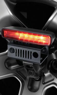Mopar 82215349 Center High Mounted Brake Light Relocation Kit for Jeep Wrangler JL Jeep Wrangler Parts, Jeep Parts, Wrangler Jl, Interior Accessories, Mopar, Fiat, Oem