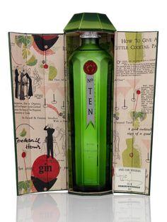 Tanqueray Gin Design | Hemingway Design | House of Hemingway