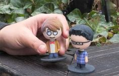 Customized Ecommerce Meets 3-D Printing in Amazon's New Online Store: Toys anywhere from about $40 to $100; Details.