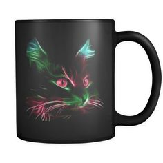 Amazing Gift for Cat & Pet Lovers. Mug is designed to be a multi-purpose, for hot coffee or cold beverages. Perfect unique gift for every one in your life.