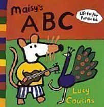 """Maisy's ABC"", lift the flap book, Lucy Cousins"