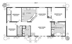 1000 Images About Floor Plans On Pinterest Modular