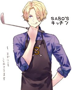 One Piece - Sabo