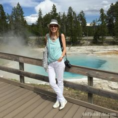The beauty of the Yellowstone National Park   40plusstyle.com