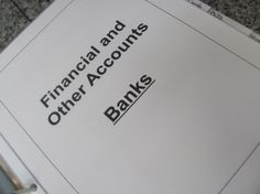 Organizing Your Important Documents: Finances & Other Accounts (Part 3) | Money Saving Mom®