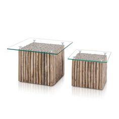 Zweisatztisch mit Glasplatte Teak massiv (2-teilig) Jetzt bestellen unter: https://moebel.ladendirekt.de/wohnzimmer/tische/satztische/?uid=dda5bda2-0f41-526f-806a-cbc9593e898c&utm_source=pinterest&utm_medium=pin&utm_campaign=boards #salontisch #tischgestell #sofa #designertische #wohnzimmertisch #couchtisch #designertisch #beistelltisch #anstelltisch #glas #satztische #designer #tische #beistelltischchen #beitisch #tisch #glastisch #sofatisch #wohnzimmer
