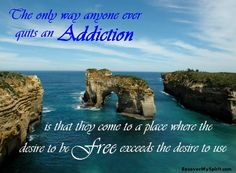 Recovery quotes: sharing and carrying the message of hope. Some good healthy recovery quotes to heal the spirit. please share Addiction Quotes, Addiction Recovery, Road Quotes, Overcoming Addiction, Outing Quotes, Healthy Quotes, Just For Today, Message Of Hope, Recovery Quotes