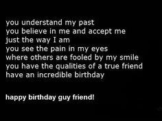 happy birthday for a man