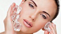 Mejora la #Piel de tu rostro con ¡un cubito de #Hielo! Descubre cómo hacerlo en #TuNexoDe - http://a.tunx.co/Je68A