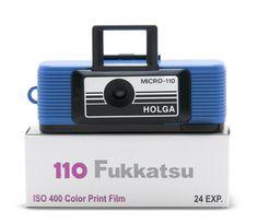 Holga 110 Camera Kit, I had a camera similar to this