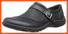 Merrell Women's Dassie Buckle Slip-On Shoe,Black,9.5 M US - Loafers and slip ons for women (*Amazon Partner-Link)