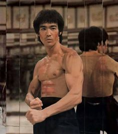 ~WARRIOR BRUCE LEE