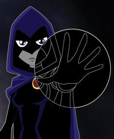 Raven, again by blood-dodo on deviantART