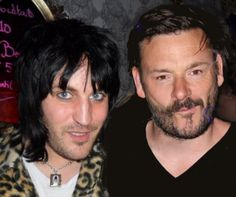 so much beautiful man face! Beautiful Men Faces, Beautiful Things, Best Tv Shows, Favorite Tv Shows, Noel Fielding's Luxury Comedy, Julian Barratt, The Mighty Boosh, Russell Brand, Through Time And Space