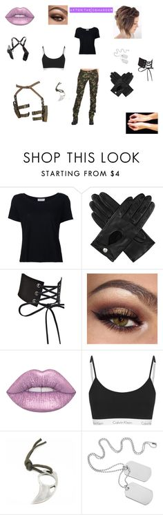 """""""bonderlands 2  Axton outfit"""" by miliangely-rodriguez on Polyvore featuring moda, Frame Denim y Dents"""