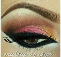 #Eyeshadow #Makeup #Eyeliner