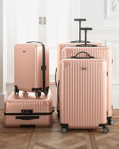 Salsa Air Pearl Rose Cabin Multiwheel - Rimowa North America (available at…
