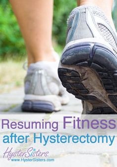 how to get rid of swelly belly after hysterectomy