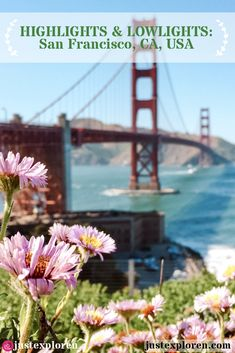 Favourite 'must see' places in San Francisco